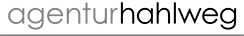 Logo agenturhahlweg